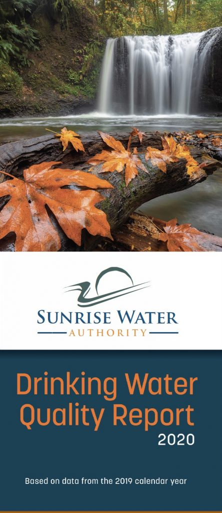 Water Quality Brochure Cover