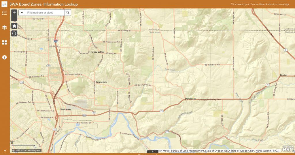 Board Zone Interactive Map 2021